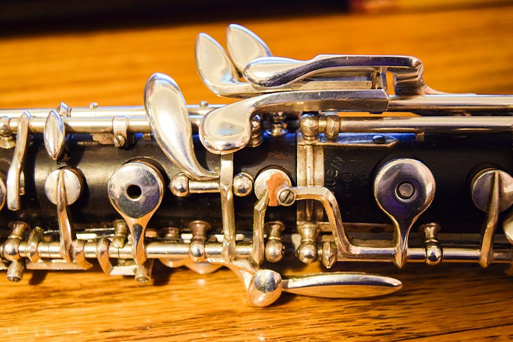Oboe, image by Lori Arsenault
